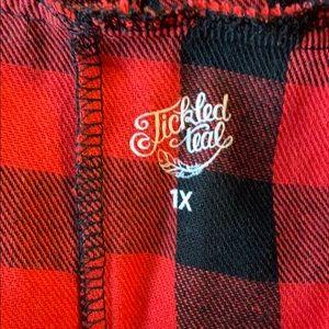 Jackets & Coats - Buffalo check vest